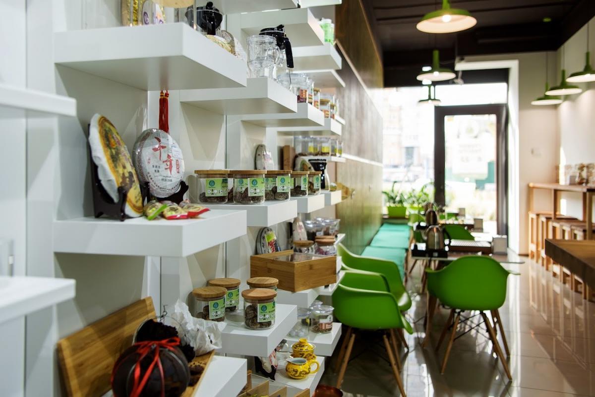 Інтернет-магазин чаю: простий і легкий шопінг
