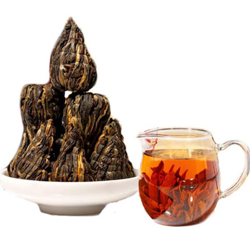 Чёрный чай в китае