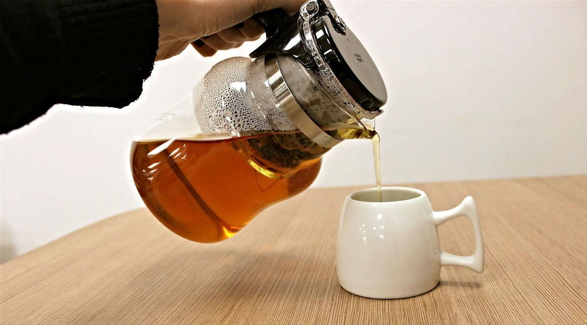 В чем заварить чай картинки