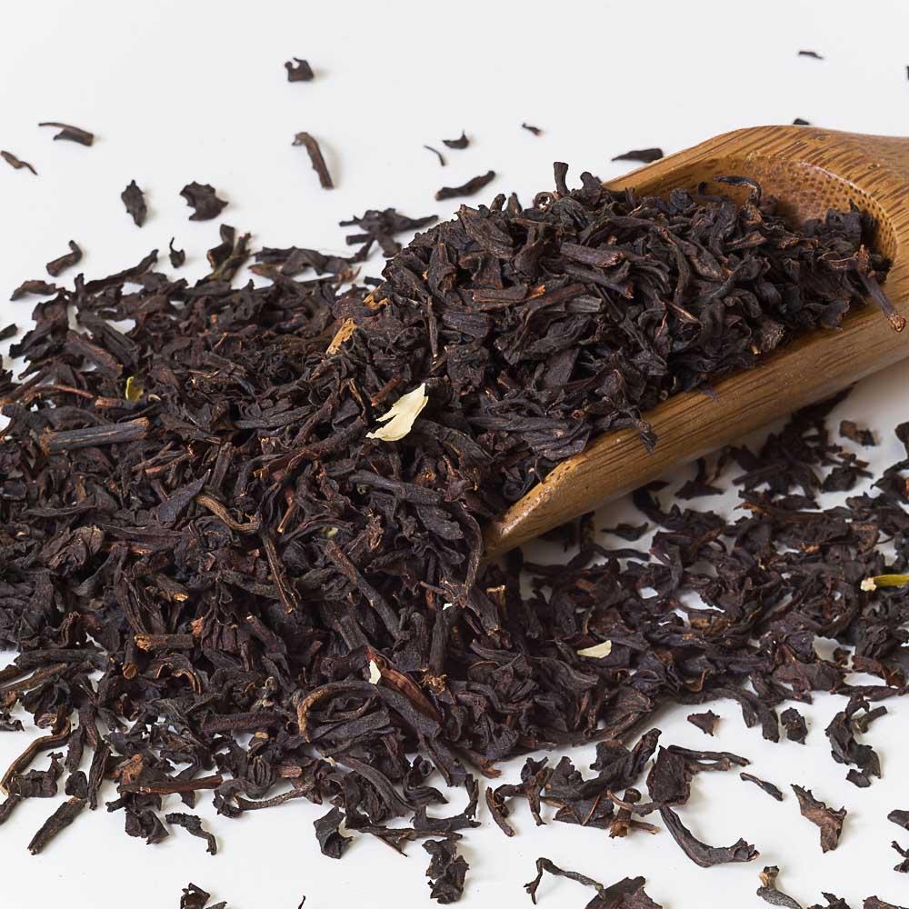 Черный чай з жасмином