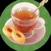 Пленка на чае
