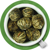 Правила заваривания связанного чая