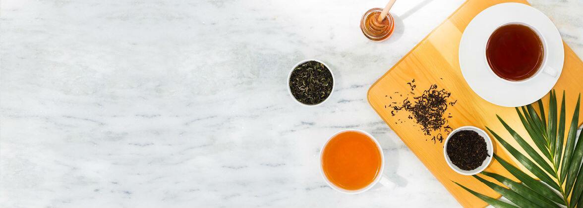 Белый чай поможет быть здоровым и молодо выглядеть