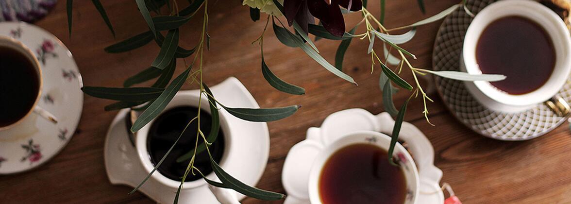 Разновидности черных чаев