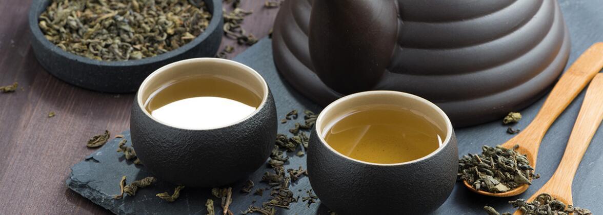 новый вкус чая