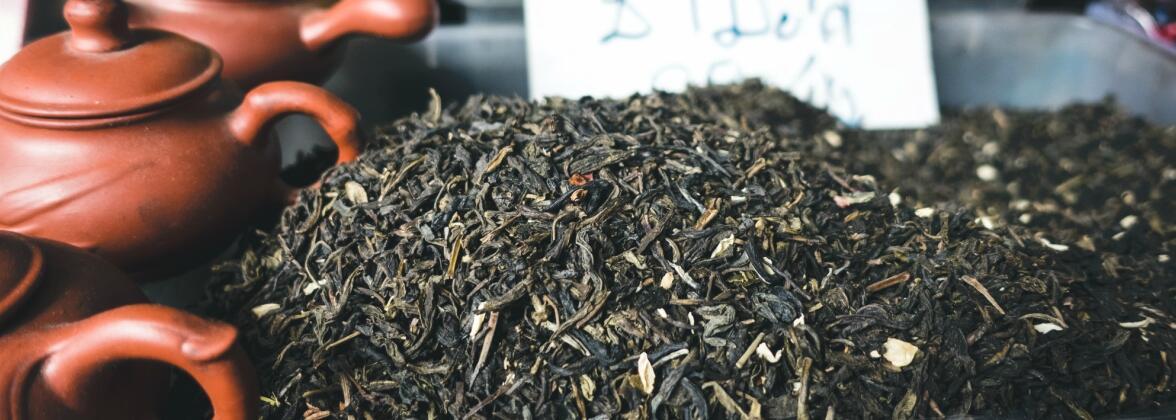 калорийность зеленого чая