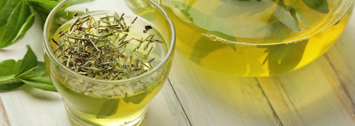 Зеленый чай и давление