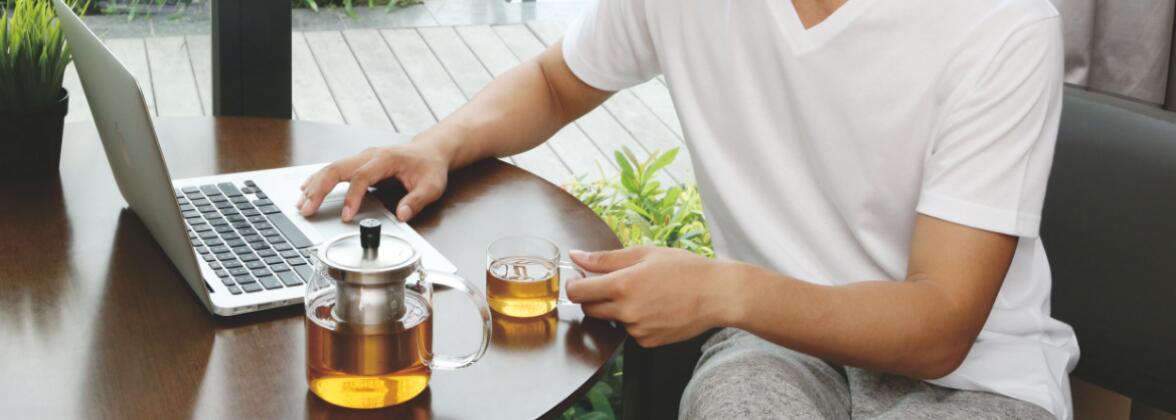 Как заваривать чай в изипоте