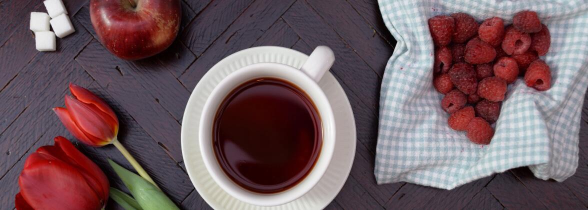 Красный чай из Китая