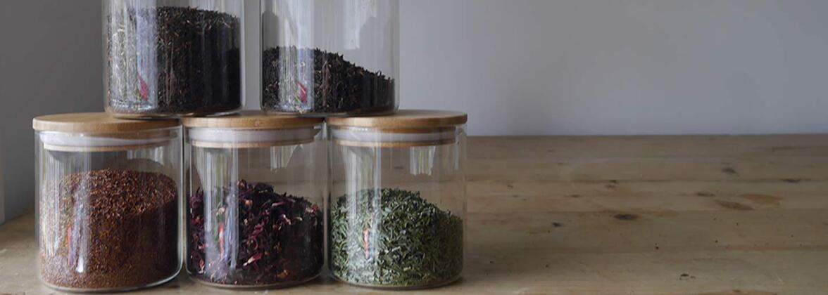 правила хранения листового чая