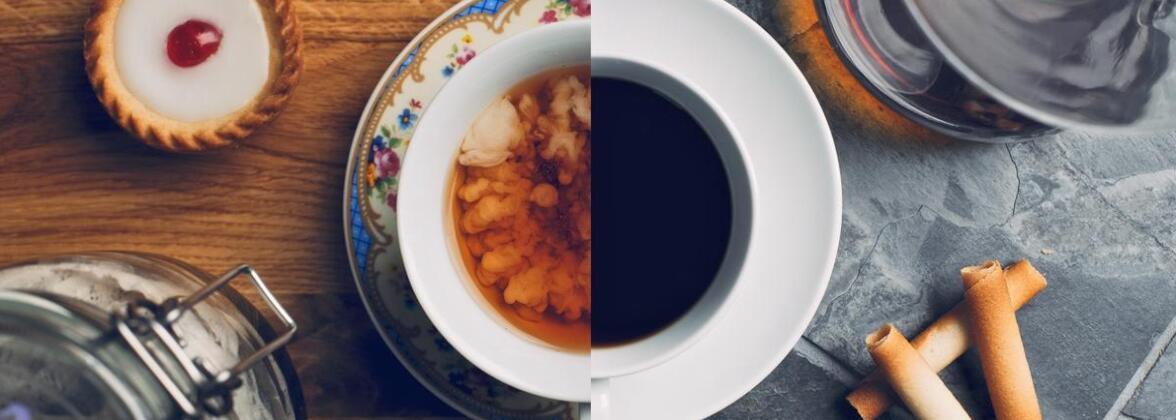 Кофеин в чае