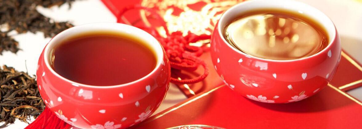 Красный чай Китая