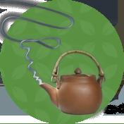 Керамічний чайник