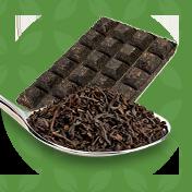 Темный китайский чай