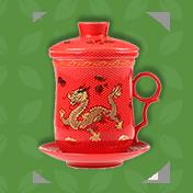 Китайський червоний чай