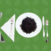 Калорийность черного чая