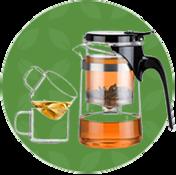 Як правильно заварювати чай у заварнику