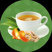 калорійність зеленого чаю