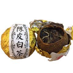 Бай Му Дань в мандарине