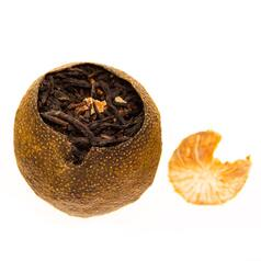 Дянь Хун в лимоне