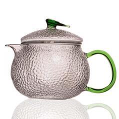 """Чайник HG """"Зелений Лист"""", 550 мл - фото 2"""