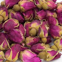 Рожеві бутони троянди - фото 2