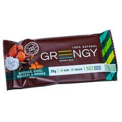 Енергетичний батончик Greengy Шоколад, 26гр.