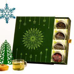 Чайный сет «Секрет Деда Мороза»