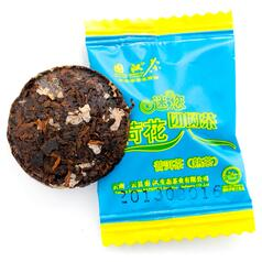 Шу пуэр Лотос (голубая конфета)