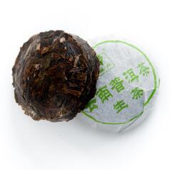 Шен пуэр (зеленая миниточа)