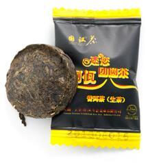 Шен пуэр (черная конфета), 5 г