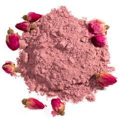 Розовая матча (порошок из бутонов роз)