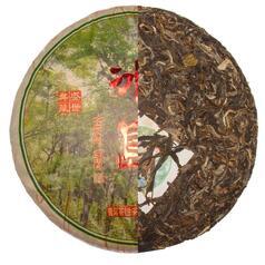 Шен Пу Эр Ранняя Весна в диком лесу Линьцан 2018г., 357 гр.