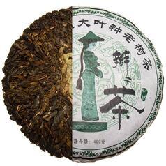 Шен пуэр «Линьцан Бянь Цзы», 2013 г., 400 г