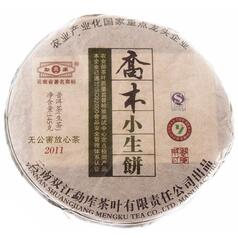 Шен пуэр Мэнку «Цяому», 2011 г., 145 г