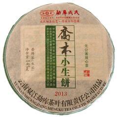 Шен пуэр Мэнку «Цяому», 2013 г., 145 г