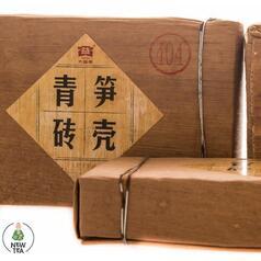 Шен пуер Менхай Да І в бамбуці, 2012 р., 250 г
