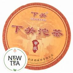 Шен пуэр Ся Гуань «Золотой» 2012 г, 100 г