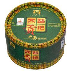 "Шен Пуэр Менхай Да И ""Гу шу"" 2010г., 100 гр."