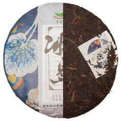 Шу Пу Эр Цветы из Биндао 2016г, 357 гр.