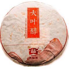 Шу пуэр Мэнхай «Да И Да Е Чунь» 2014 г, 357 г