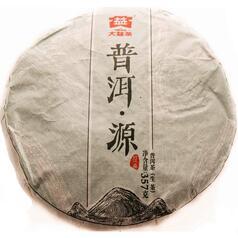 Шу пуэр Мэнхай «Да И Юань» 2015 г, 357 г