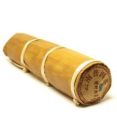 Шу Пу Эр в бамбуке 200 гр., 2017г.