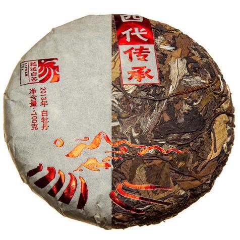 """Бай Му Дань """"Гордість Фудіну"""" 2013р., 100 гр."""