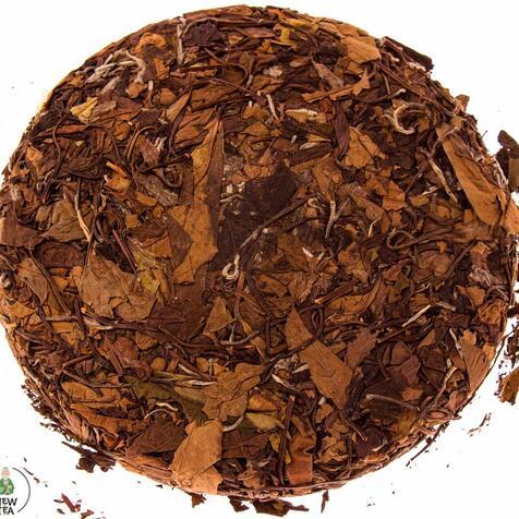 Белый чай «Де Линь Шоу Мей» 2011 г, 357 г
