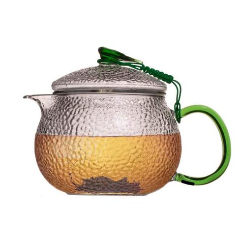 "Чайник HG ""Зеленый Лист"", 550 мл"