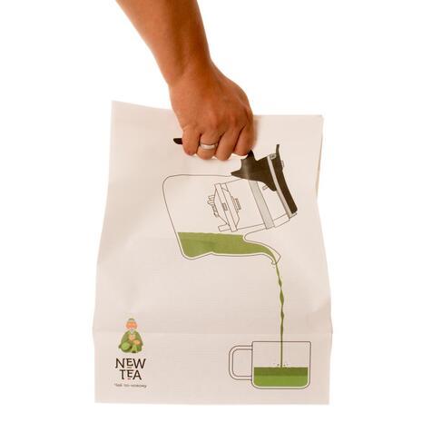 Подарочный пакет NewTea