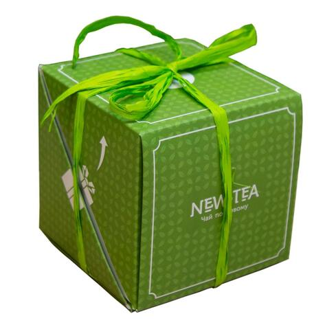 """Подарочная коробка """"Кубик"""""""