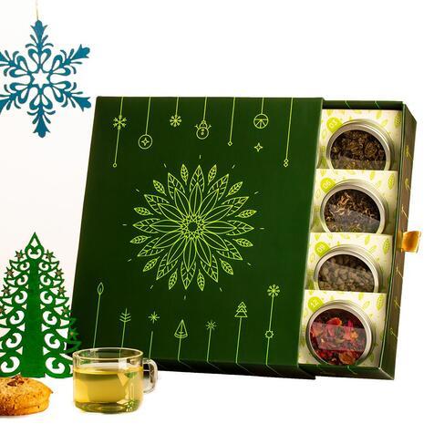 Чайний сет «Секрет Діда Мороза»