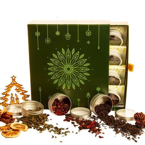 Чайный сет «Рождественские чудеса»